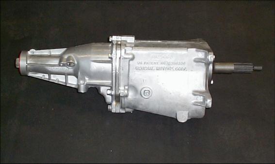 muncie m21 close ratio 4-speed